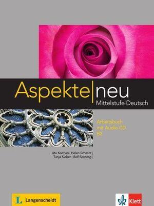 ASPEKTE NEU B2, LIBRO DE EJERCICIOS + CD
