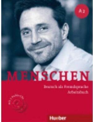 MENSCHEN A2 AB+CD-AUDIO (EJERC.)