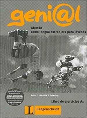 GENIAL LIBRO DE EJERCICIOS A1. ALEMÁN COMO LENGUA EXTRANJERA PAR JOVENES