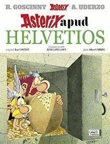 ASTERIX 23: APUD HELVETIOS (LATIN)