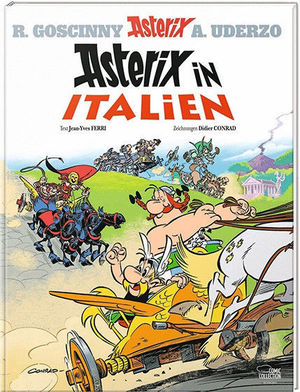 ASTERIX IN ITALIEN (ALEMÁN)