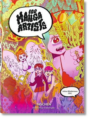 100 MANGA ARTISTS - INTER.