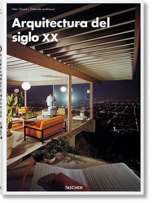 ARQUITECTURA DEL SIGLO XX- ESPAÑOL