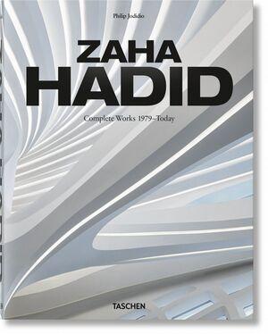ZAHA HADID- COMPLETE WORKS 1979-TODAY- ESP.