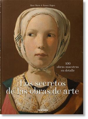 LOS SECRETOS DE LAS OBRAS DE ARTE- 100 OBRAS MAEST