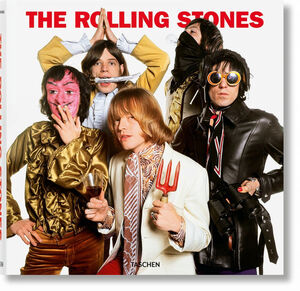 THE ROLLING STONES- UPDATED EDITION-INGLES