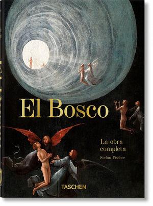 EL BOSCO LA OBRA COMPLETA 40 ANIV.- ESPAÑOL