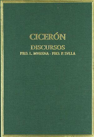 DISCURSOS X : PRO L. MURENA, PRO P. SILA