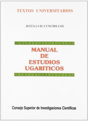 MANUAL DE ESTUDIOS UGARÍTICOS