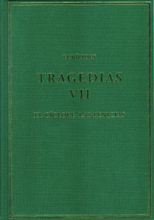 TRAGEDIAS. VOL. VII, EL CÍCLOPE; LAS FENICIAS