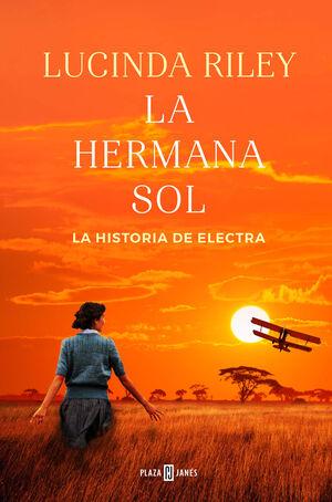 LA HERMANA SOL    LA HISTORIA DE ELECTRA SIETE HERMANAS 6