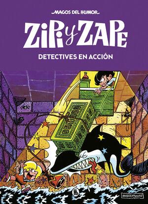 DETECTIVES EN ACCIÓN. ZIPI Y ZAPE 16
