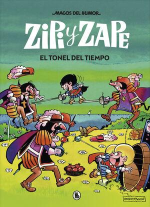 MAGOS DEL HUMOR ZIPI Y ZAPE 14. TONEL DEL TIEMPO