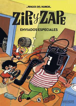 ZIPI Y ZAPE. ENVIADOS ESPECIALES (MAGOS DEL HUMOR 23)