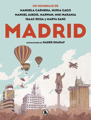 MADRID   (UN HOMENAJE)