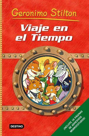 VIAJE EN EL TIEMPO (GERÓNIMO STILTON, 1)
