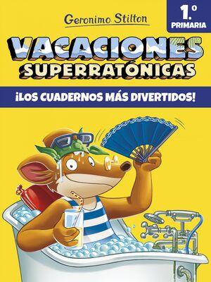 GS. VACACIONES SUPERRATONICAS 1 PRIMARIA