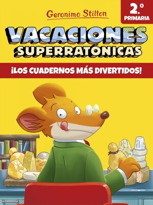 GS. VACACIONES SUPERRATONICAS 2 PRIMARIA
