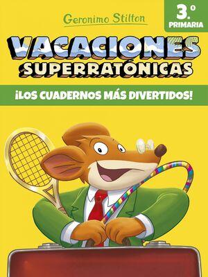 GS. VACACIONES SUPERRATONICAS 3 PRIMARIA