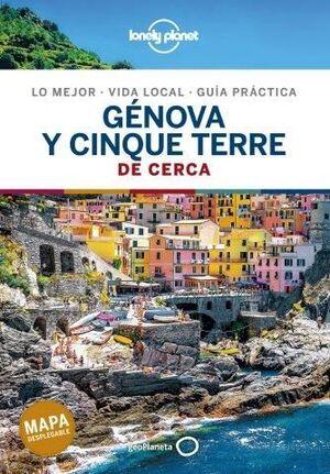 GÉNOVA Y CINQUE TERRE DE CERCA 1