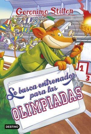 GS 83. SE BUSCA ENTRENADOR PARA LAS OLIMPIADAS