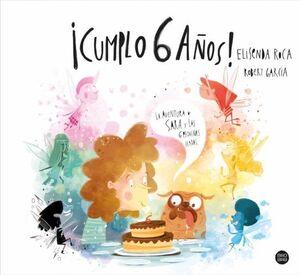 ¡CUMPLO 6 AÑOS!