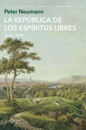 LA REPÚBLICA DE LOS ESPÍRITUS LIBRES