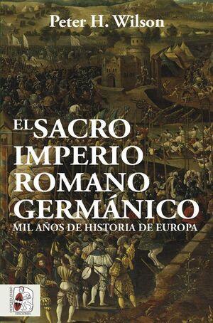 EL SACRO IMPERIO ROMANO GERMÁNICO