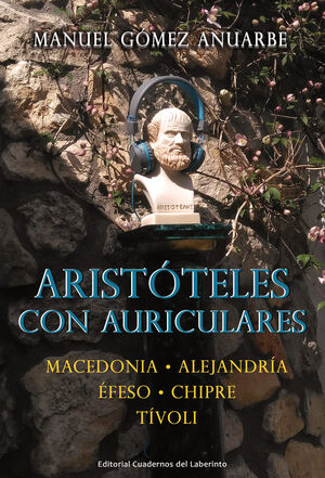 ARISTÓTELES CON AURICULARES