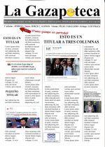 LA GAZAPOTECA. RECOPILACION DE GAZAPOS, ERRATAS, ERRORES, DESPISTES Y DEMAS