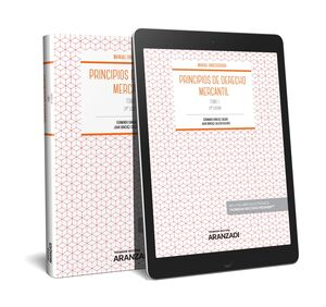 PRINCIPIOS DE DERECHO MERCANTIL (TOMO I) (PAPEL + E-BOOK)