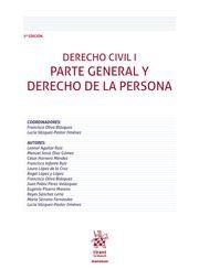 DERECHO CIVIL I, 3 EDICIÓN
