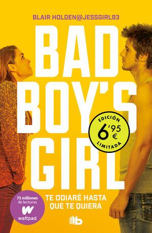 BAD BOY'S GIRL 1 TE ODIARE HASTA QUE TE QUIERA