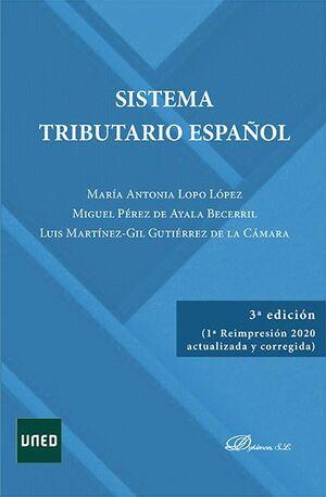SISTEMA TRIBUTARIO ESPAÑOL (3ª EDICION)