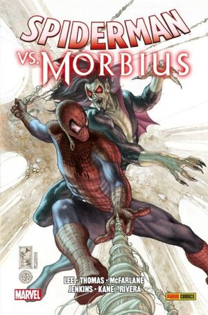 100% MARVEL : SPIDERMAN VS MORBIUS