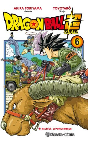 DRAGON BALL SUPER Nº 06
