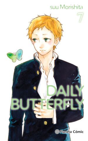 DAILY BUTTERFLY Nº 07/12