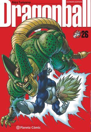 DRAGON BALL ULTIMATE Nº26/34