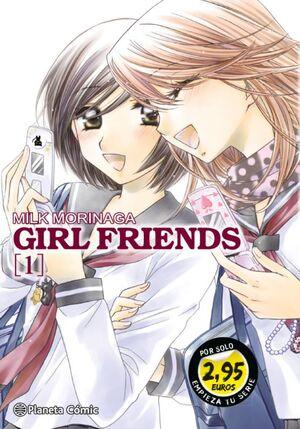 SM GIRL FRIENDS Nº 01
