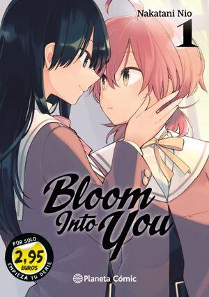 SM BLOOM INTO YOU Nº 01