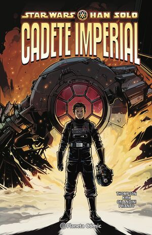 STAR WARS SOLO. CADETE IMPERIAL