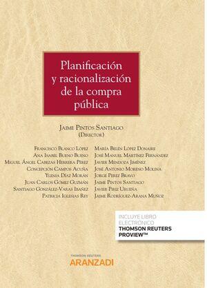 PLANIFICACIÓN Y RACIONALIZACIÓN DE LA COMPRA PÚBLICA (PAPEL + E-BOOK)
