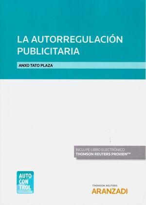 LA AUTORREGULACIÓN PUBLICITARIA (PAPEL + E-BOOK)