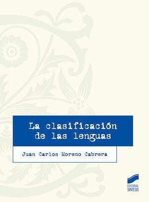 LA CLASIFICACIÓN DE LAS LENGUAS