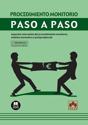 PROCEDIMIENTO MONITORIO. PASO A PASO