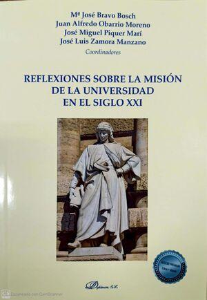 REFLEXIONES SOBRE LA MISION DE LA UNIVERSIDAD EN EL SIGLO XXI