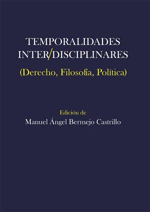 TEMPORALIDADES INTER/DISCIPLINARES