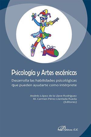PSICOLOGÍA Y ARTES ESCÉNICAS