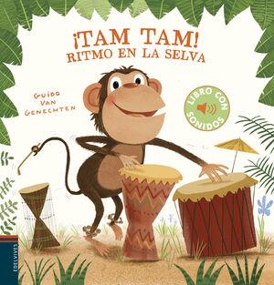 TAM TAM!:RITMO EN LA SELVA
