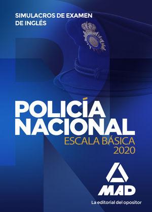 SIMULACROS DE EXAMEN DE INGLÉS POLICIA NACIONAL